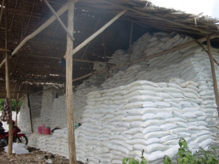 Warehouse in Lawele