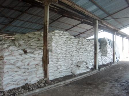 Warehouse in Pelabuhan